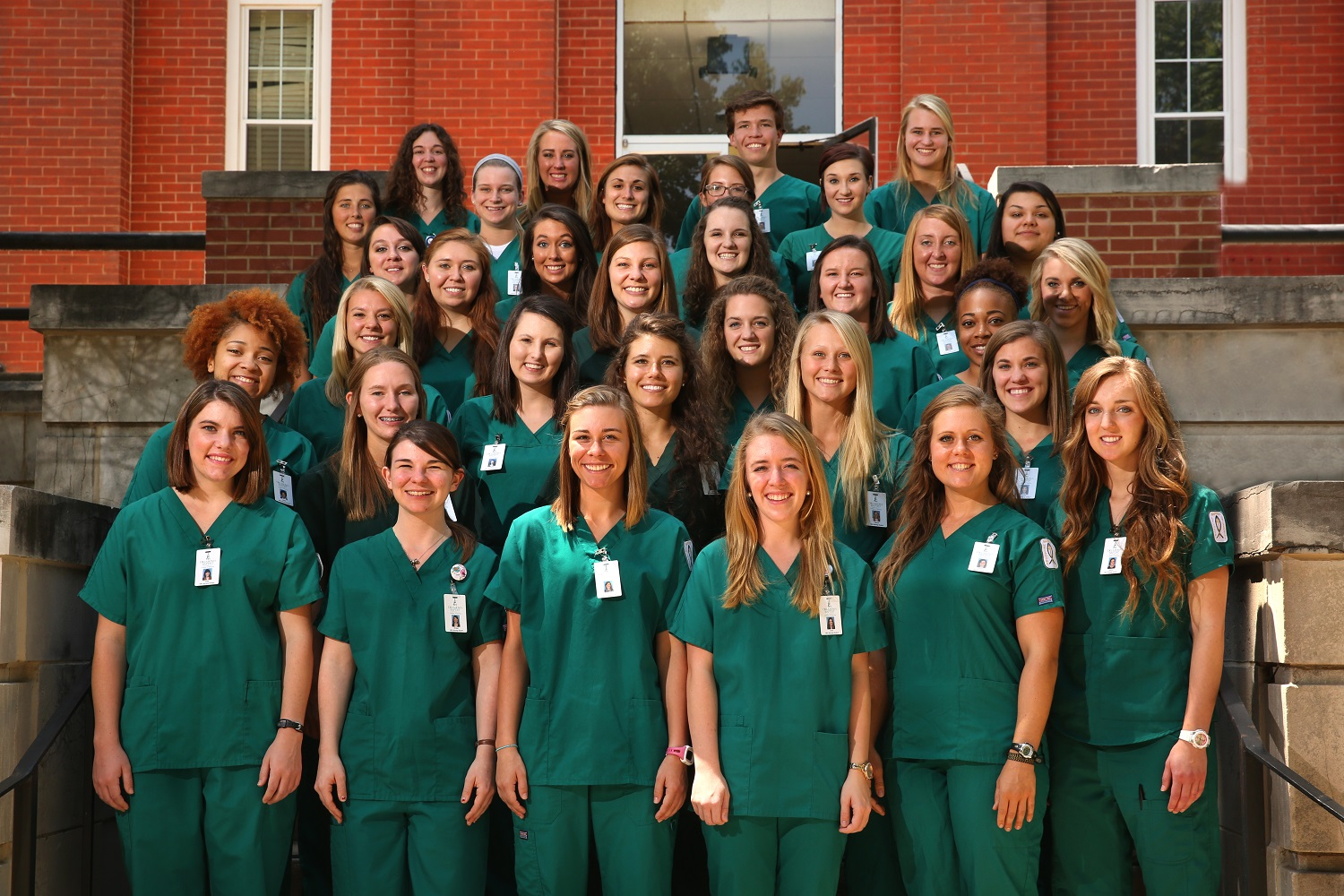OBU College of Nursing Holds Commissioning Ceremony for ...