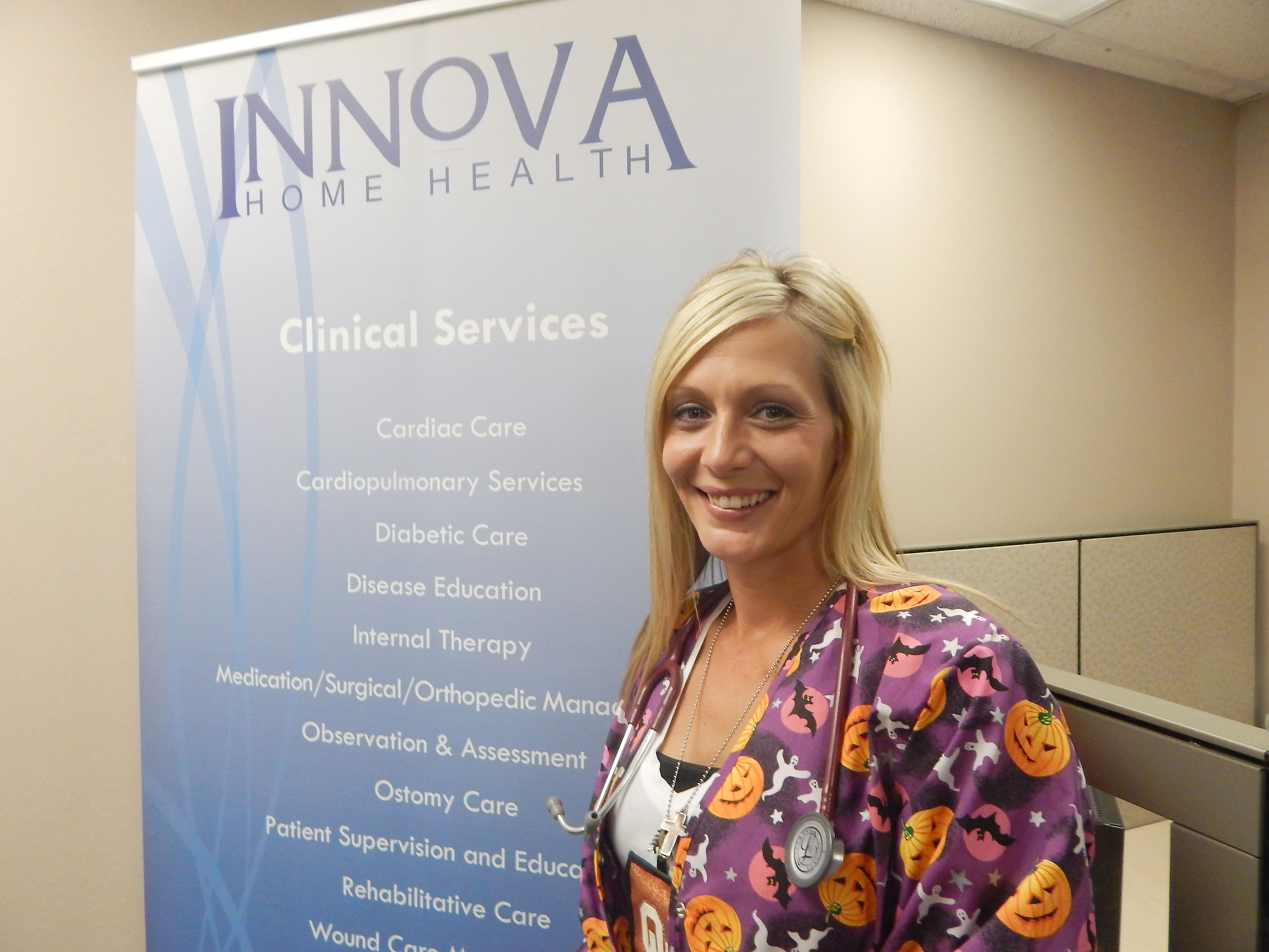 A helping hand – LPN works wonders with patient care | Oklahoma ...