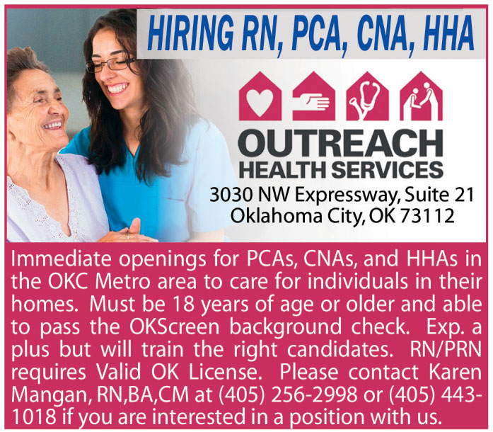 July 2017 Oklahoma Nursing Times