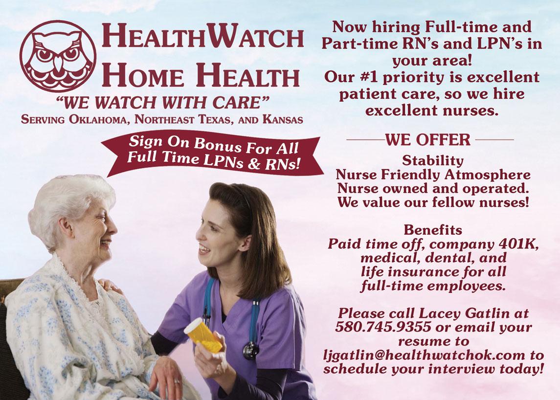 Part Time Home Health Nurse Resume