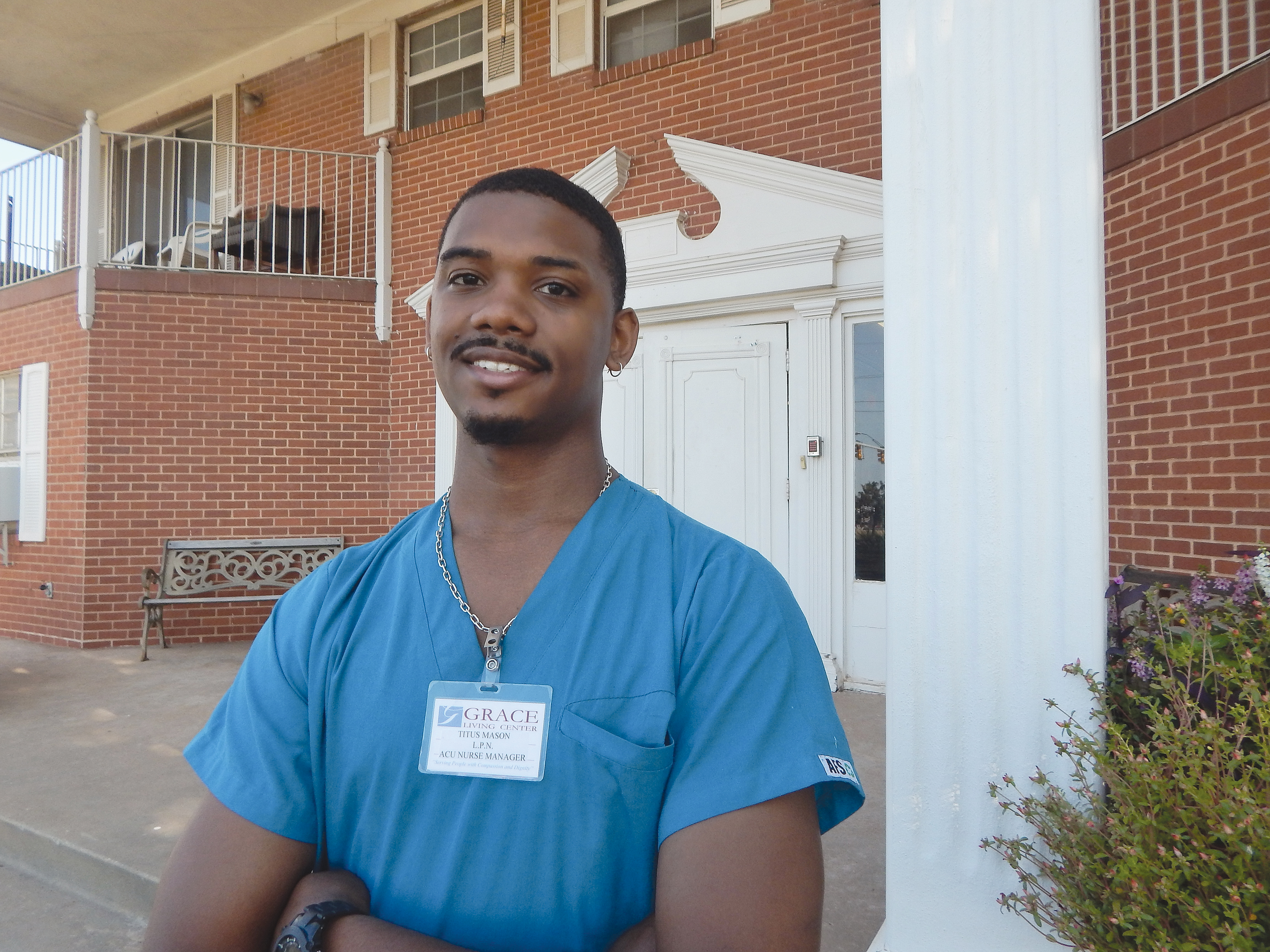 Careers In Nursing A Confident Style Lpn Says Staff And Residents