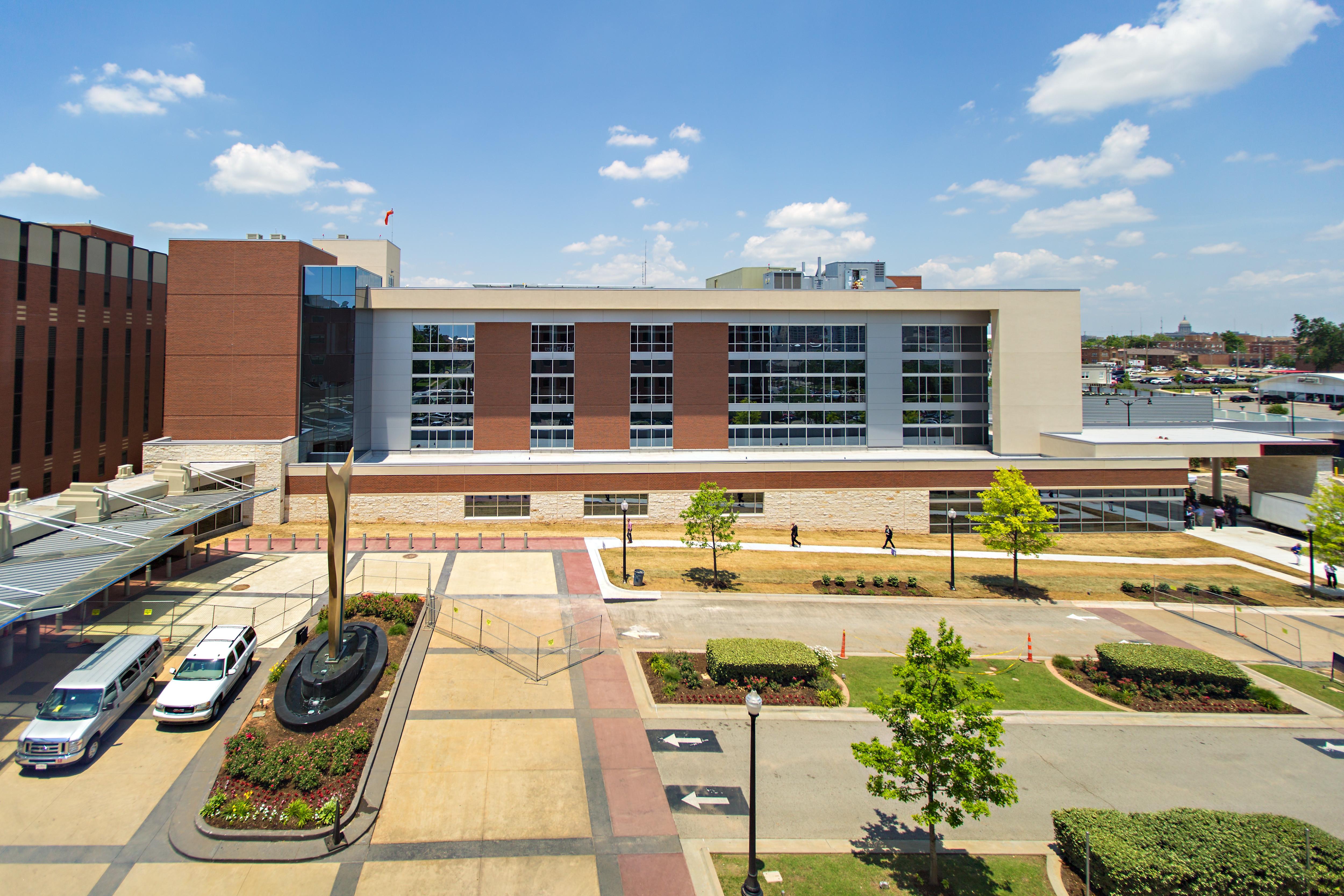 ST  ANTHONY HOSPITAL OPENS PAVILION | Oklahoma Nursing Times