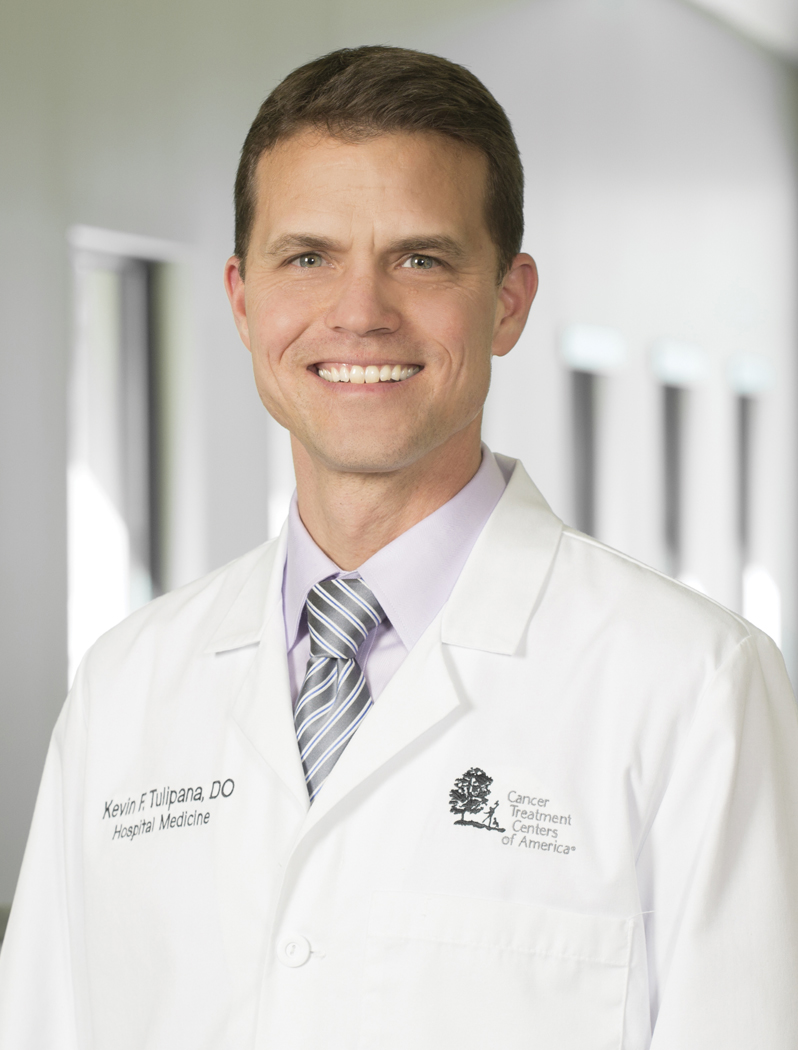 CTCA in Tulsa adds medical oncologist / hematologist