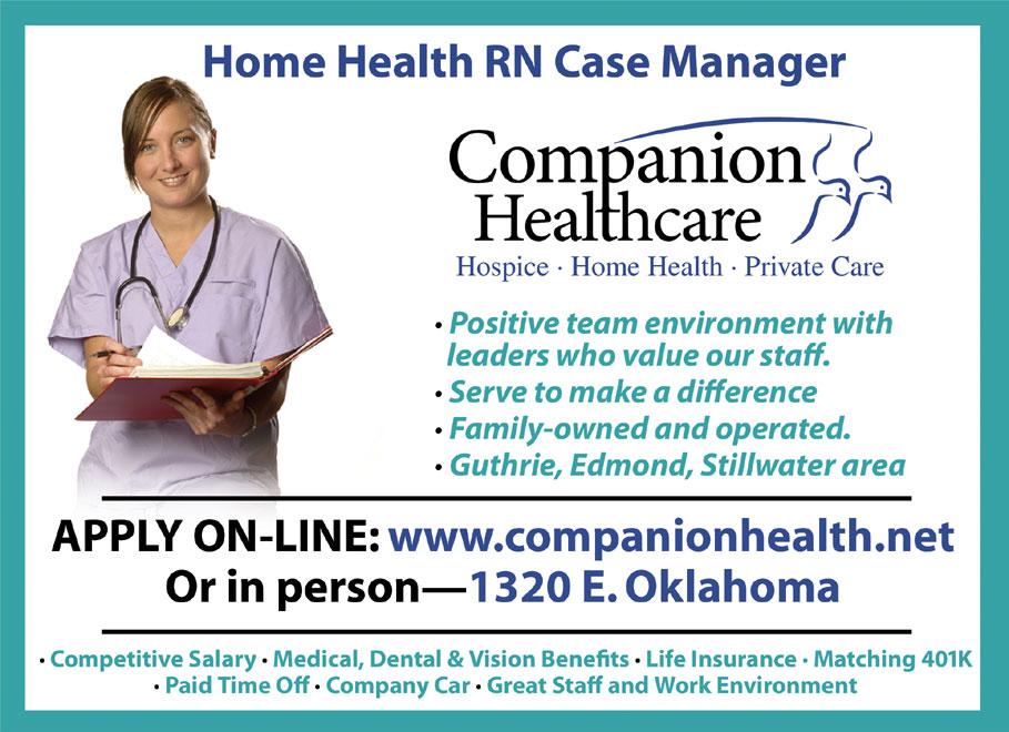 2019 | Oklahoma Nursing Times | Page 2