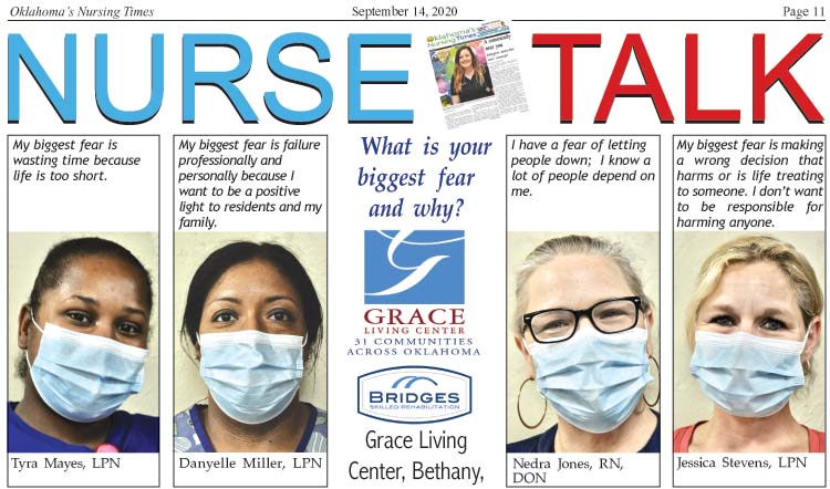 NURSE TALK: What is your biggest fear and why? | Oklahoma's Nursing Times
